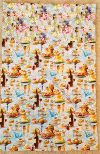 Le Cafe Pillowcase 2018