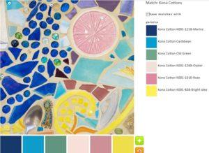 ColorPlay n.1 - Mosaics/Tile