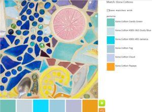 ColorPlay n.4 - Mosaics/Tile