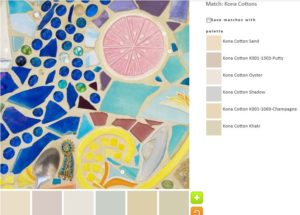 ColorPlay n.6 - Mosaics/Tile