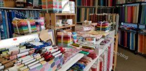Sharon's Attic: Moda fabrics and precuts