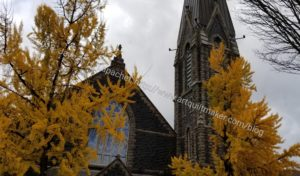 Church on 12th in downtown Portland
