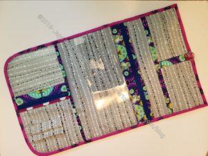 Classmate Bag for Lindsay -open - BAM Swap