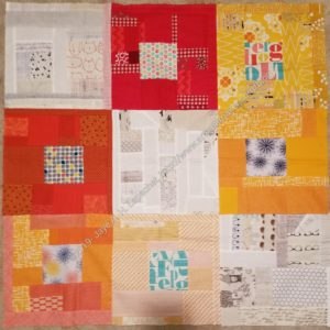 Group Donation Quilt