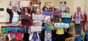 BAM Word Quilt Swap - June 2019