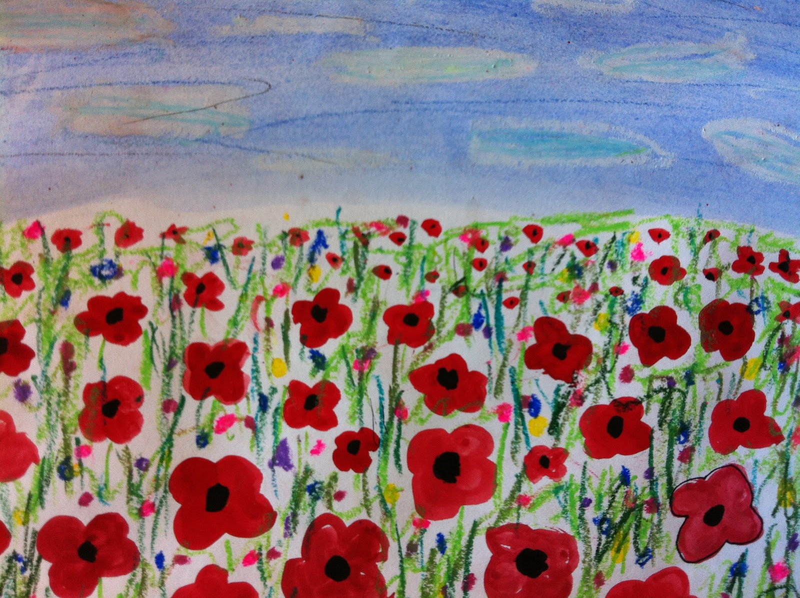 Remembrance Day Paintings