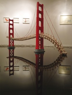 Golden Bones Bridge, 2009 © JCLett
