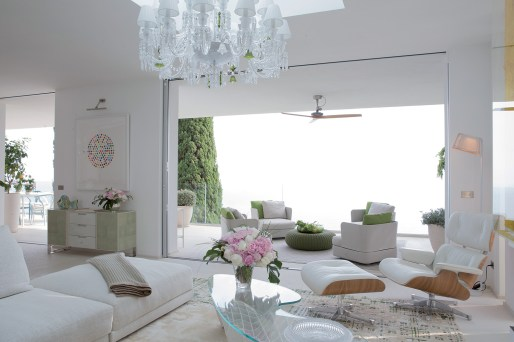 Riviera - Casa - Living Room - White