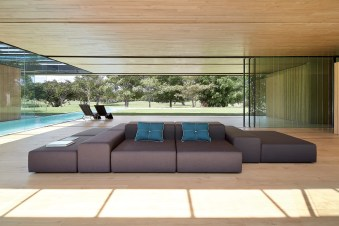 Joan Puigcorbé Inout House - Living Room