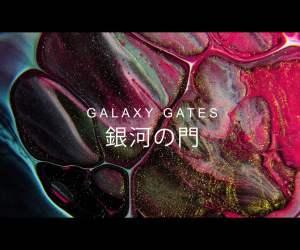 VIDEO UNE GALAXY GATES