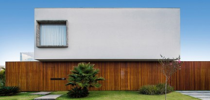 Casa C131 - extérieur façade