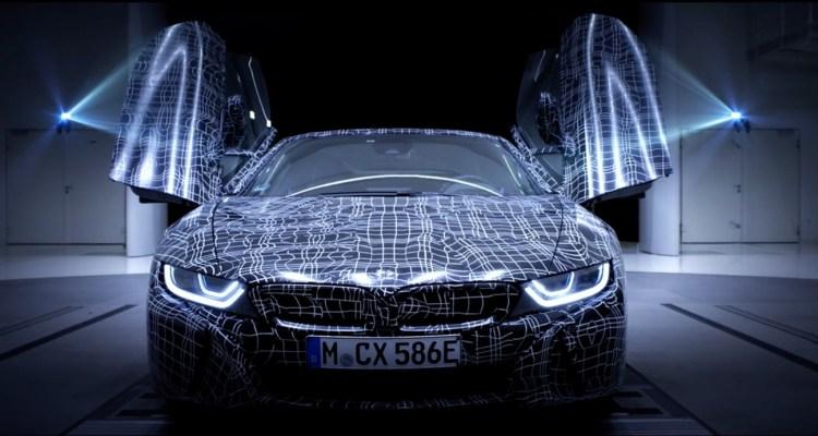 BMW une i8