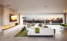 La résidence McElroy, Laguna Beach, CA. © Miranda Brackett