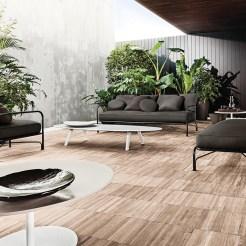 Ensemble de la collection lE PARC Design : Rodolfo Dordoni pour Minotti www.minotti.com