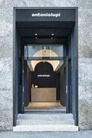 antoniolupi showroom Milano Ambiente