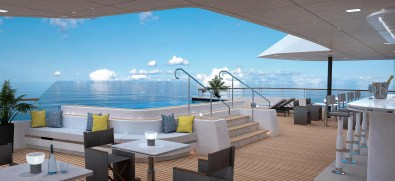 The Ritz-Carlton Yacht Collection -The Outdoor Grill