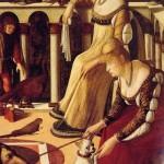 Vittore Carpaccio - Due dame veneziane - 1490 ca. - Museo Correr, Venezia