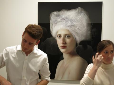 Hendrick Kerstens @ Danziger Gallery