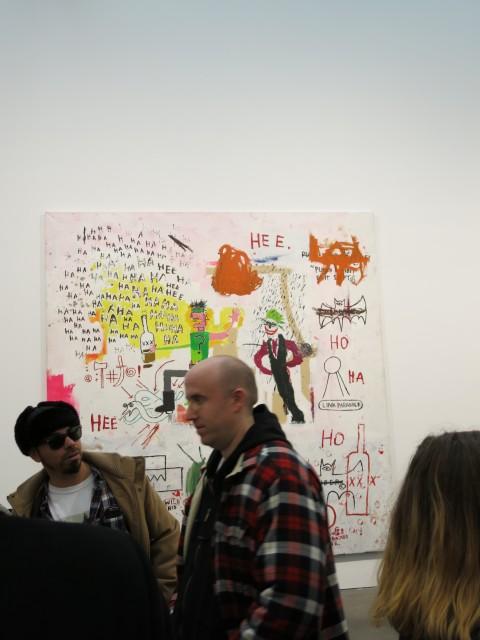 Jean-Michel Basquiat @ Gagosian