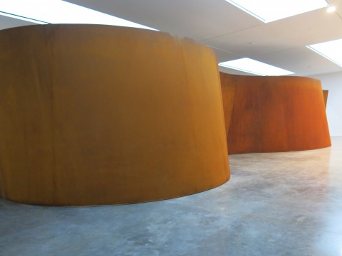 Richard Serra @ Gagosian Gallery