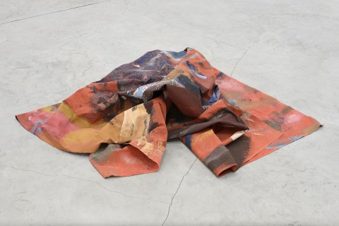 Andrea Kvas, Untitled, 2013 - Frutta Gallery, Roma 2013