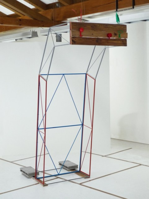 Andrea Dojmi, Alan dayroom, 2011