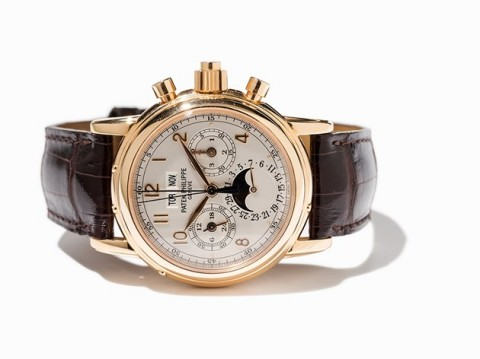 Patek Philippe Split Second Chronograph - Venduto per 160 000 euro