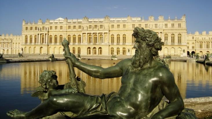 Risultati immagini per la reggia di Versailles