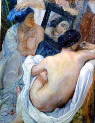 Ferruccio Ferrazzi, Frammento di composizione
