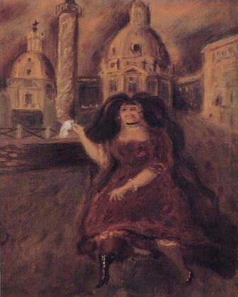 Scipione, La cortigiana romana