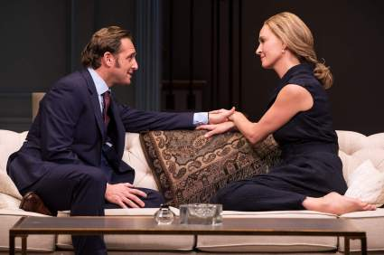 Broadway Theater Uma Thurman The Parisian Woman Beau Willimon
