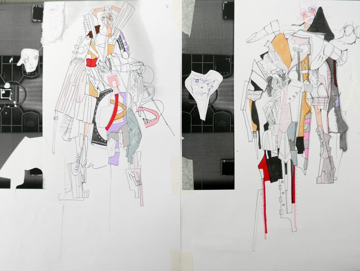 Fashion Sketchbook