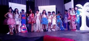 Sakhile Belle Fashion Show