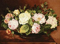 Rose bowl tapestry