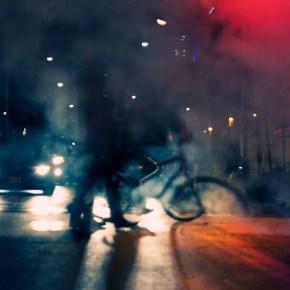 Toronto Street at Night