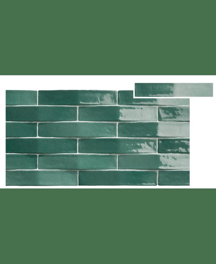 relief 3d 5x25cm natconvex olive