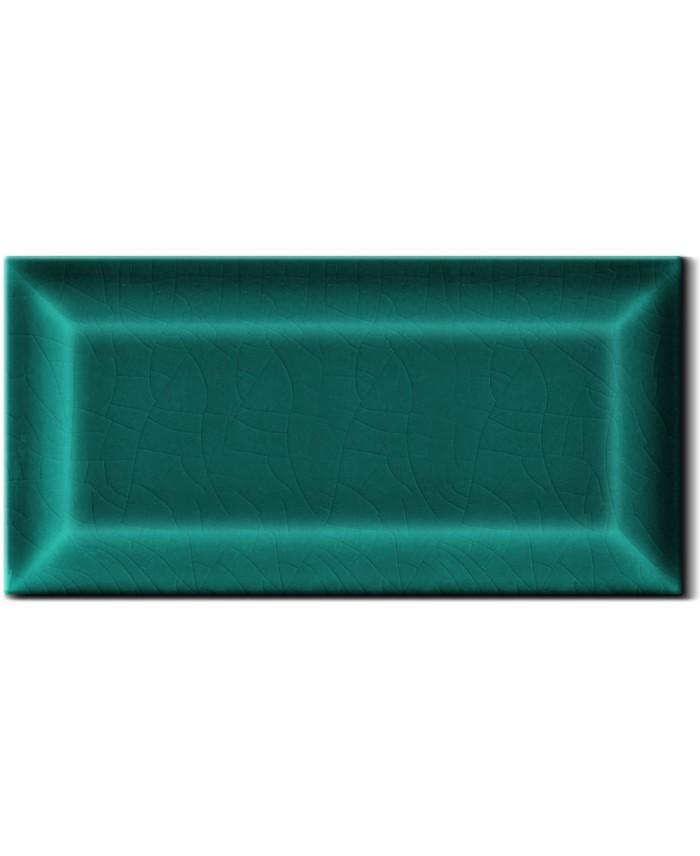 vert turquoise 7 5x15cm