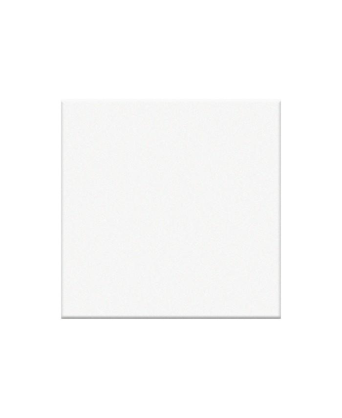 carrelage blanc brillant salle de bain