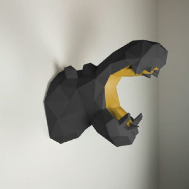 Paper-Animal-Trophies-6