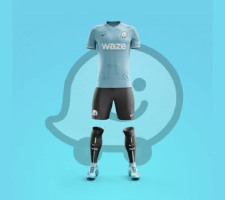 football-t-shirts-social-media-waze