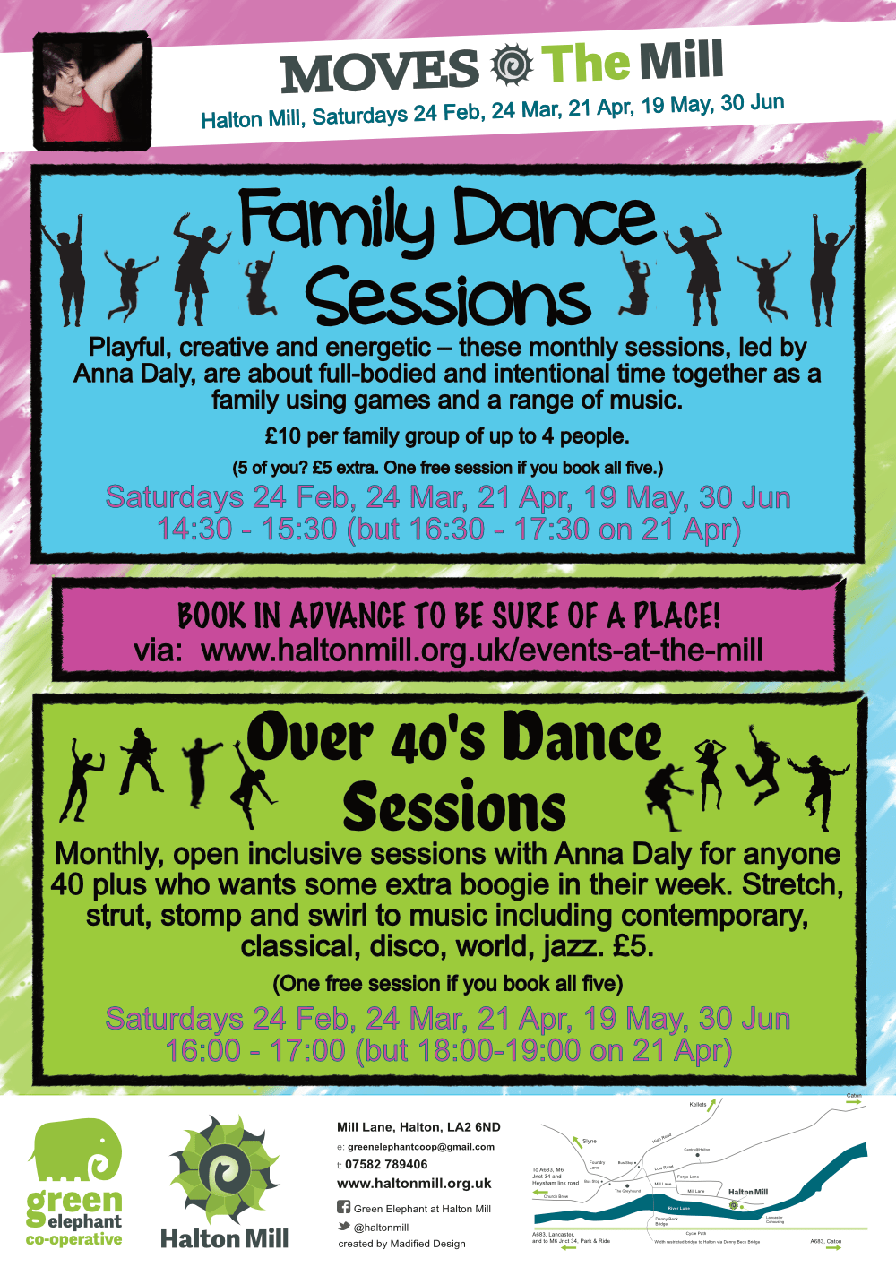 Family and 40s Dance Workshops