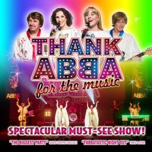 Thank ABBA for The Music @ Lancaster Grand Theatre