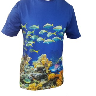 Full Cover T-Shirts for Men and Women