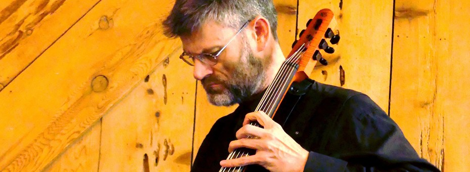 MUSIC | Making his solo electric cello improvisational sonic debut engagement. San Francisco-based composer-performer and bandleader.