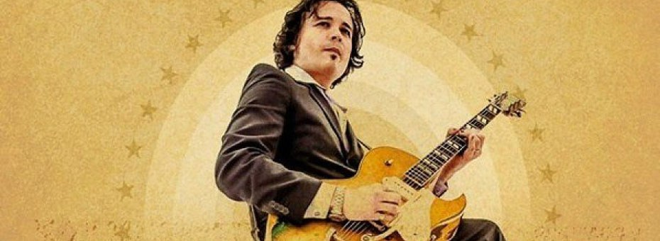 "MUSIC | The ""fire-breathing guitar hero"" as he was dubbed by the U.S. press... Latin Grammy winner, guitar composer and revolutionary, El Twanguero is coming to the Corazon Performing Arts!"