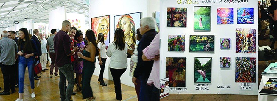 VISUAL | Art & Beyond is accepting application from artists and photographers to exhibit at Spectrum / Red Dot 2018 during the Art Basel Week Miami December 5-9, 2018.