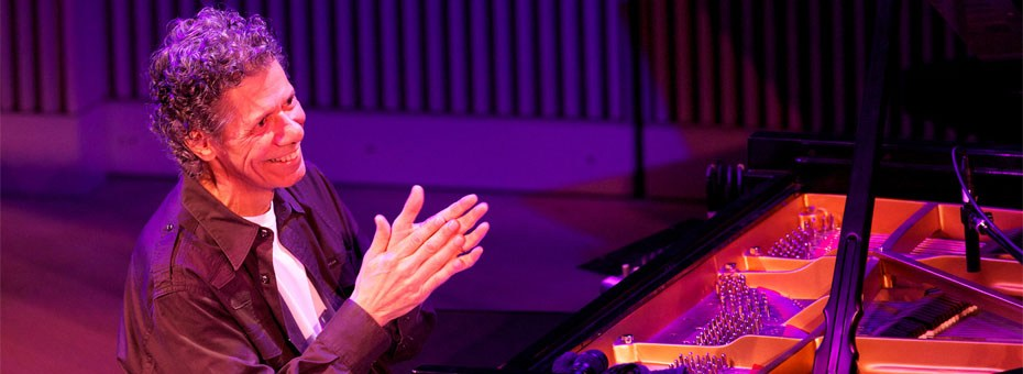 MUSIC | More than a creative force, 22-time GRAMMY Award winner and NEA Jazz Master Chick Corea is one of the era's defining artists.