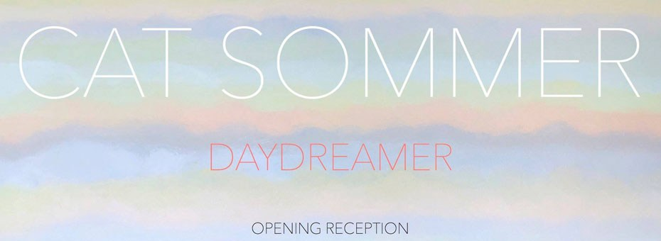 VISUAL | Join us THU, NOV 1 for the Opening Reception of Daydreamer, featuring new work by Cat Sommer at Art Attack SF during the Castro Art Walk.