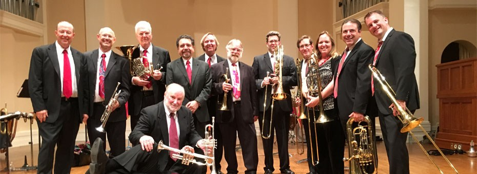 MUSIC | Brazzissimo is a ten-piece brass chamber music ensemble based in the East Bay Area region of Northern California.