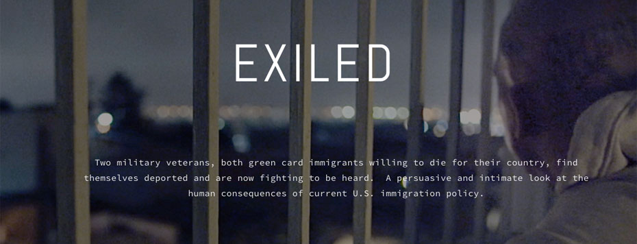Exiled Film Screening